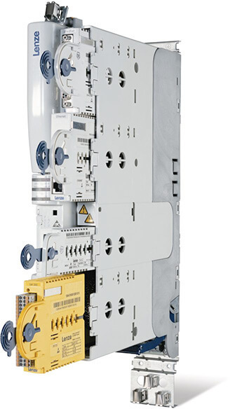 这是Lenze的9400单轴伺服驱动器